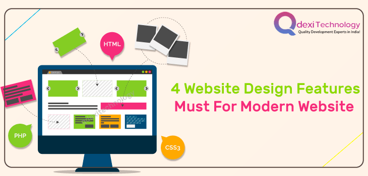 Website Designing Features