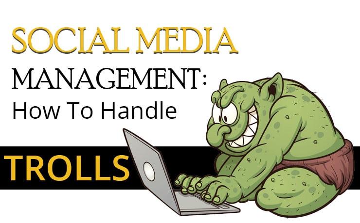Handle Social Media Trolls