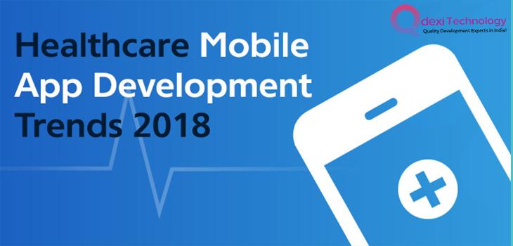Top Healthcare App Development Trends 2018 | 1-240-288-5849