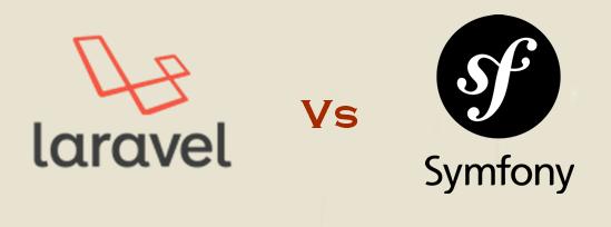 Laravel-vs-Symfony-framework