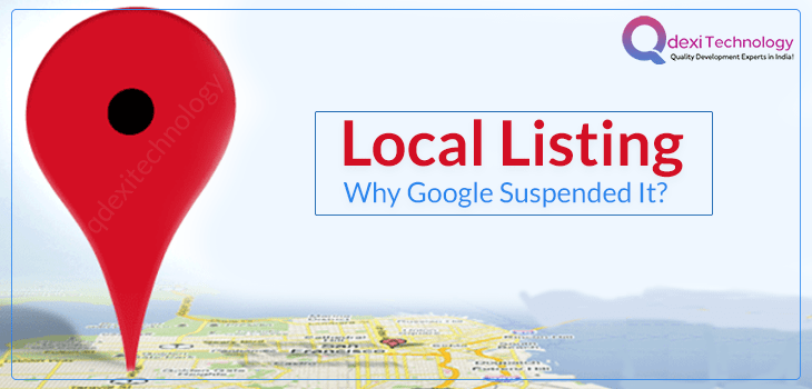 Reasons Why Google has Suspended Your Business Listing