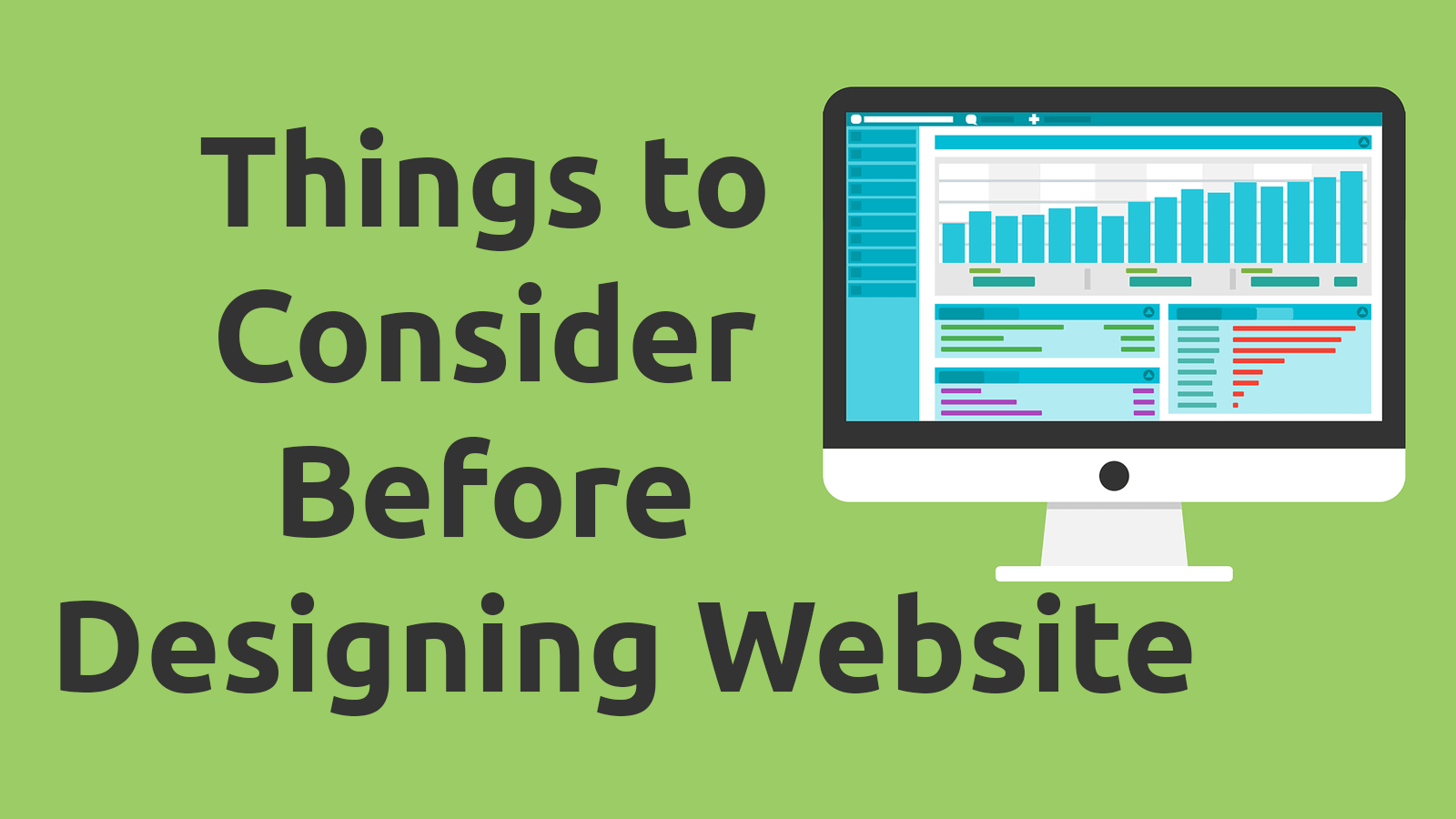 What to Consider Before Building a Business Website