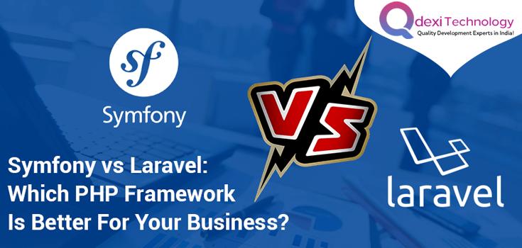 symfony-vs-laravel-framework