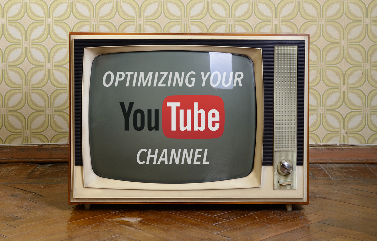 optimize you tube channel