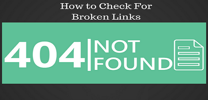 Check-For-Broken-Links
