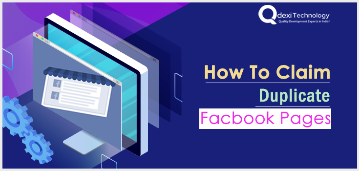 Claim Duplicate Facebook Pages