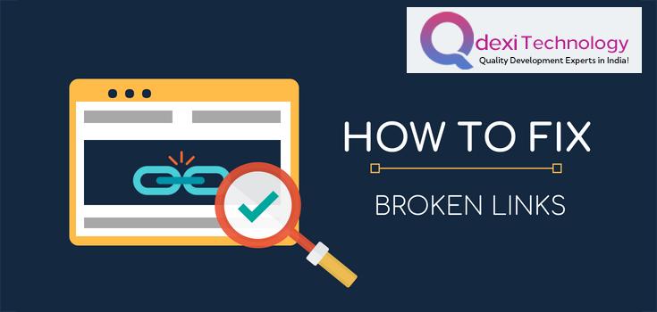 How to Fix Broken Links