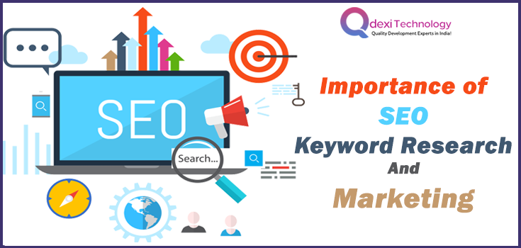 Importance of SEO-Keyword Research And Marketing