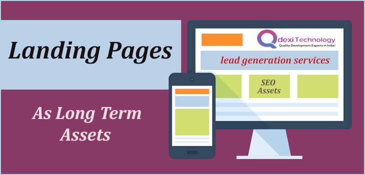 Landing Pages as Long Term Asset