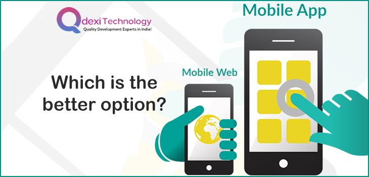 Mobile Web vs Mobile App
