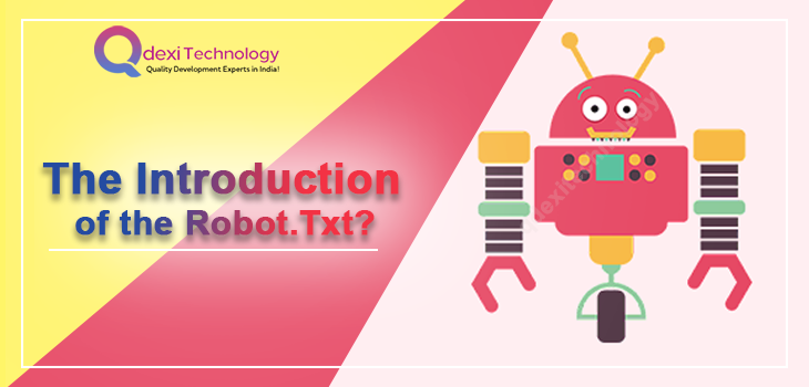 The-Introduction-of-the-Robot