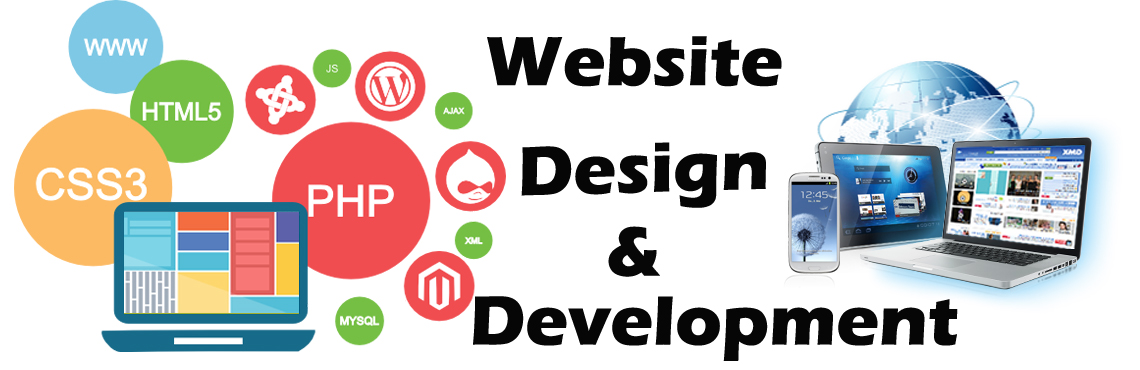 web development and designing solution