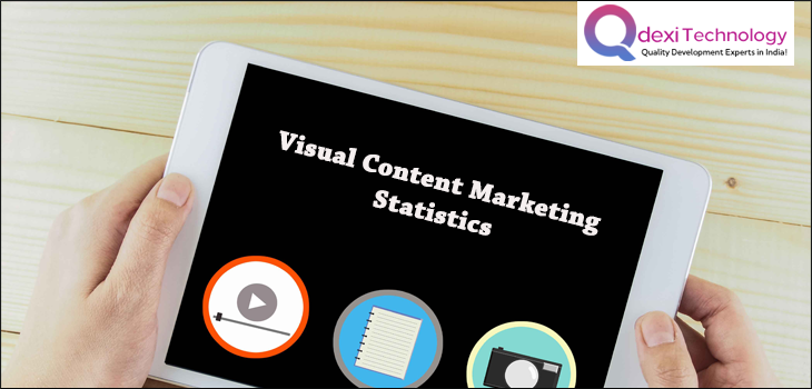 Visual Content Marketing Statistics