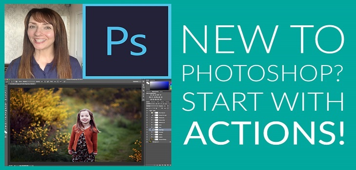 How to start learning Photoshop