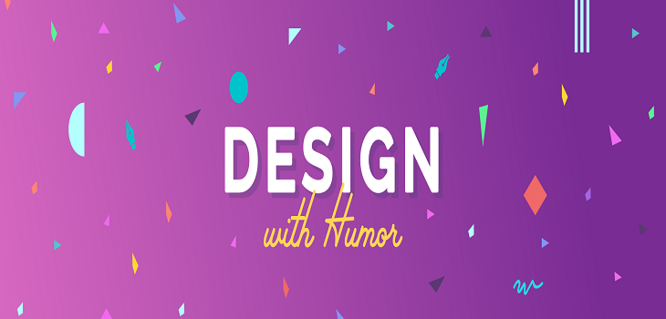 role of humor in the design