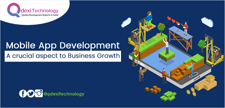 Mobile App Development For Business Growth