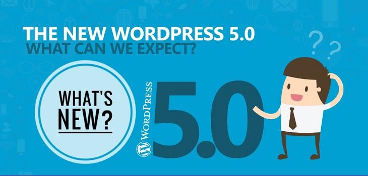 objective of WordPress 5.0