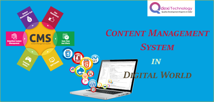 Content Management System in Digital World