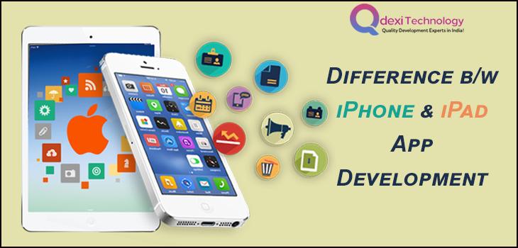 Difference Between iPhone & iPad development