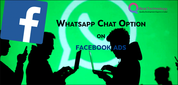 Whatsapp Chat Option on Facebook Ads