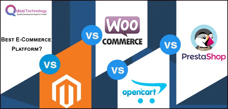 WooCommerce vs Magento vs Prestashop vs OpenCart | Qdexi