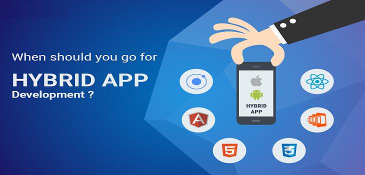 hybrid app development service