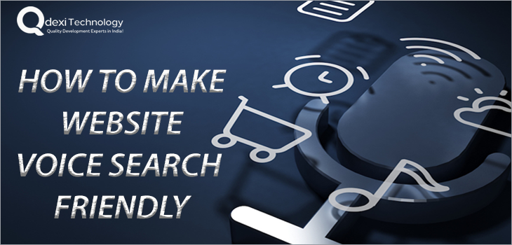 How to make website voice search friendly