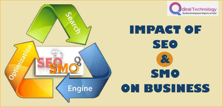 Impact of SEO and SMO for business