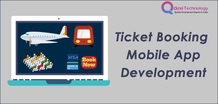 Ticket Booking Mobile Application Development