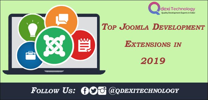 Top-Joomla Development Extension in 2019