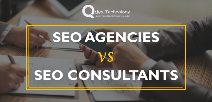 seo agencies vs seo consultants