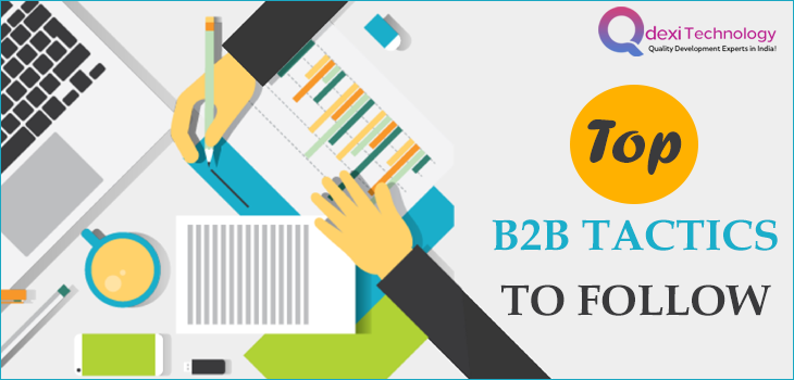 Top B2B Tactics You Should Know
