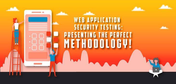 methodologies to perform application testing