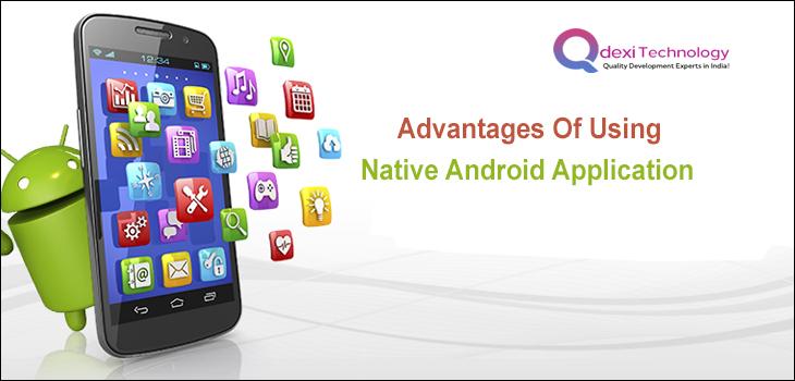 Native mobile application