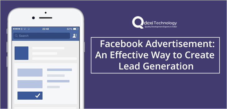 lead generation through facebook ad