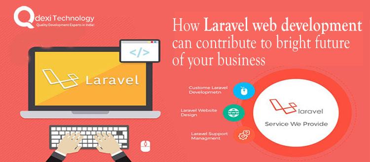 Laravel-web-development-service