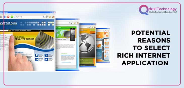 Rich Internet Application (RIA) Website