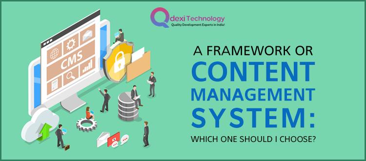 Content Management System Development Service