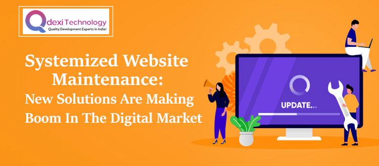 Systemized-Website-Maintenance
