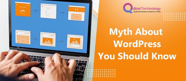 Myth-About-WordPress