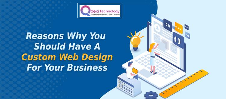 Custom Website Designing Service Provider